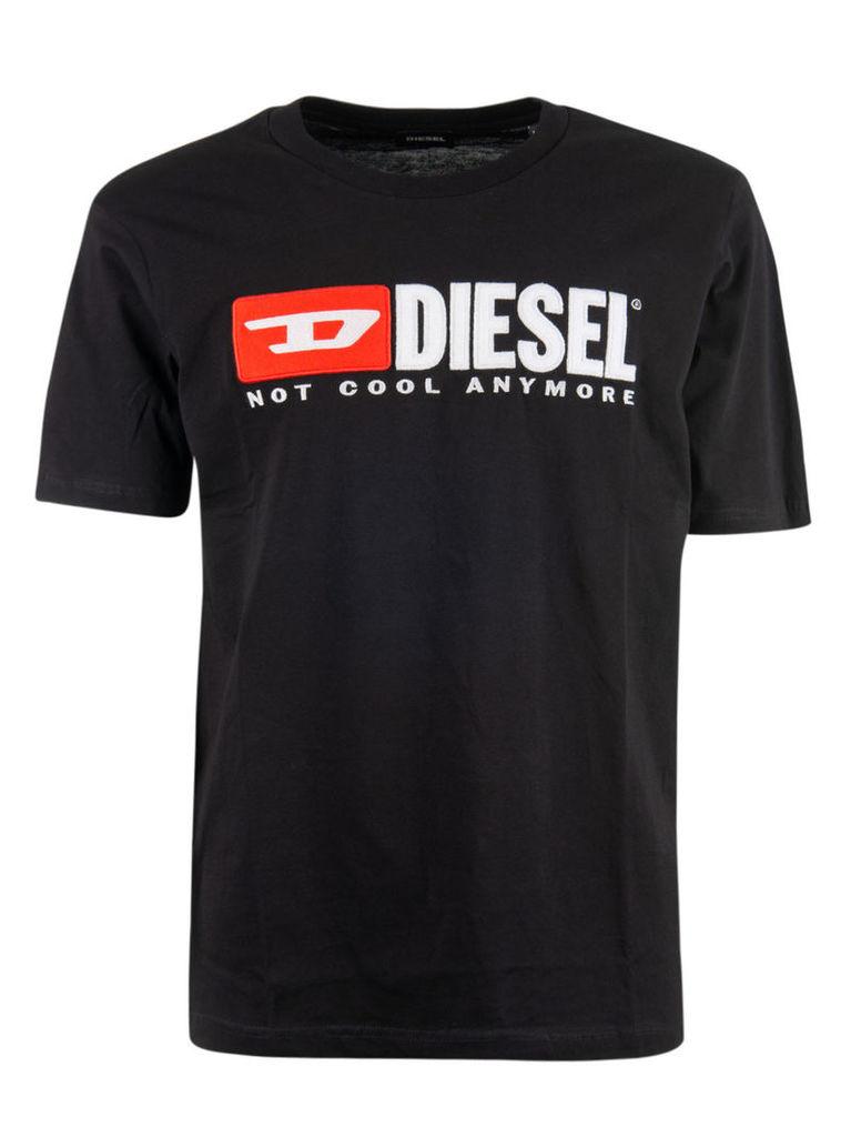 Diesel Logo Print T-shirt