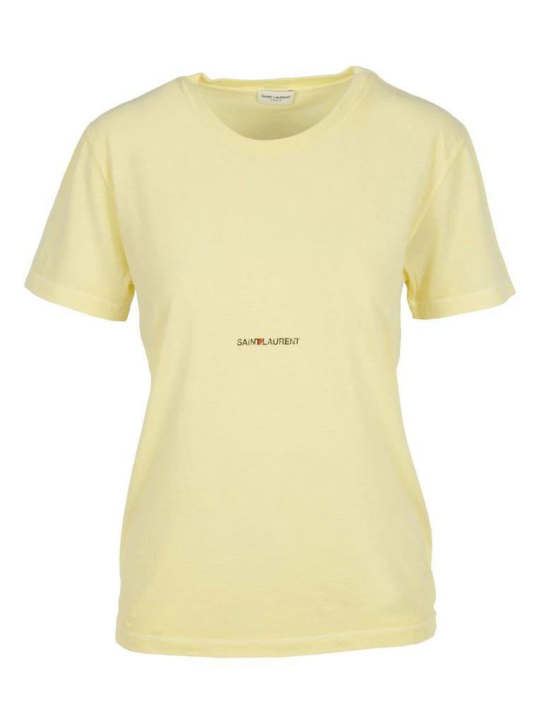Saint Laurent Tshirt Logo