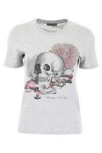 Alexander McQueen Printed T-shirt
