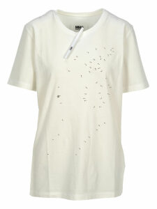 Mm6 Mm6 Connect The Dots T-shirt
