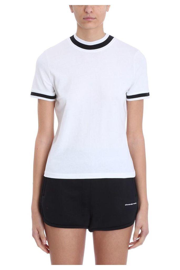 T by Alexander Wang High Twist Short Sleeve T-shirt