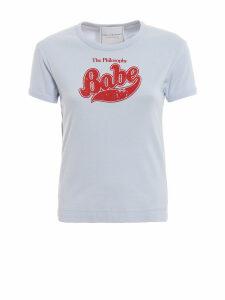 Philosophy di Lorenzo Serafini Philosophy Babe T-shirt