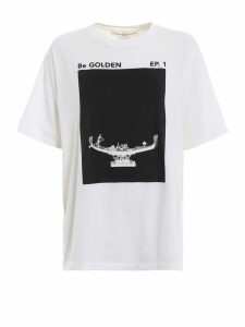Golden Goose Oversized Cindy T-shirt