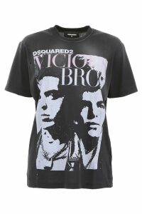 Dsquared2 Vicious Bros T-shirt