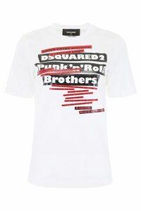 Dsquared2 Punknroll T-shirt