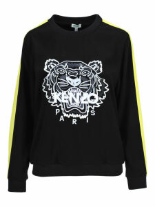 Kenzo Kenzo Tiger Embroidered Sweatshirt