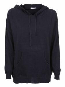 Parosh Cool Knitted Hoodie