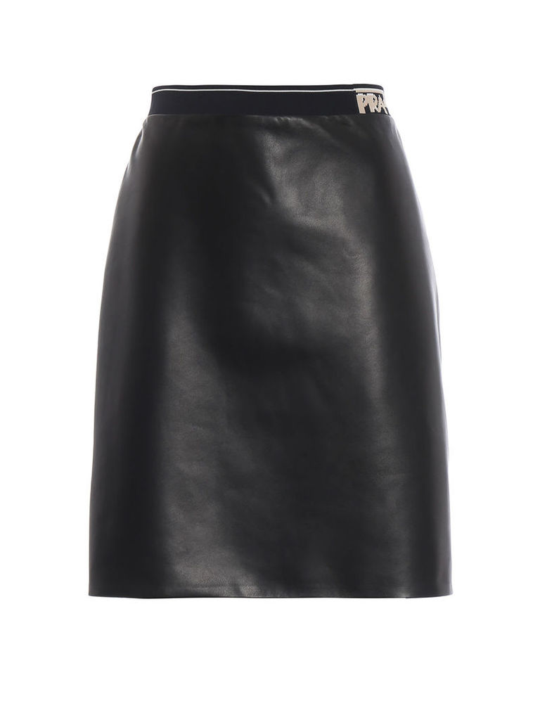 Prada Classic High Rise Skirt