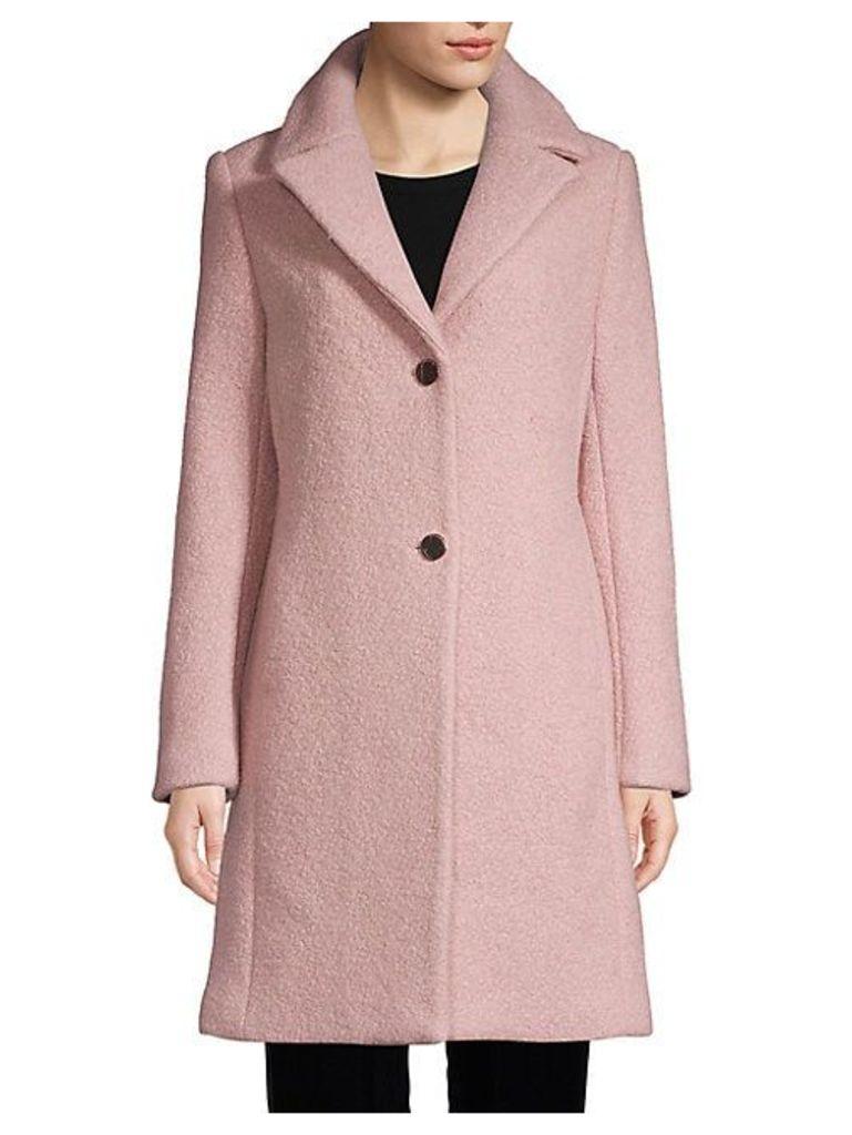 Tessa Boucle Coat