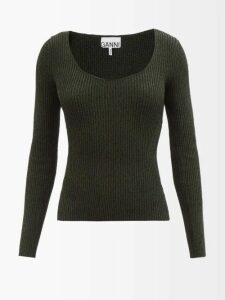 S Max Mara - Zanora Coat - Womens - Navy Multi