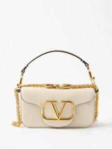Allude - Ribbed Fine Knit Cashmere Sweater - Womens - Cream