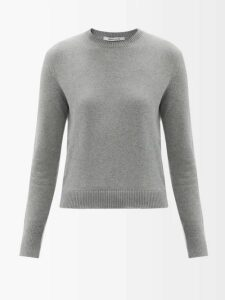 A.w.a.k.e. Mode - Check Printed Cotton Blend Midi Skirt - Womens - Multi
