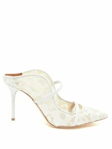 Herno - Packaway Hood Glossed Padded Down Coat - Womens - Navy