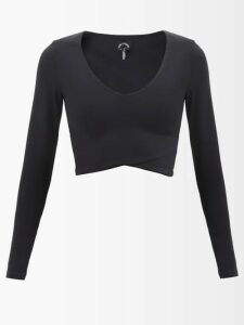 Herno - Padded Nylon Coat - Womens - Black