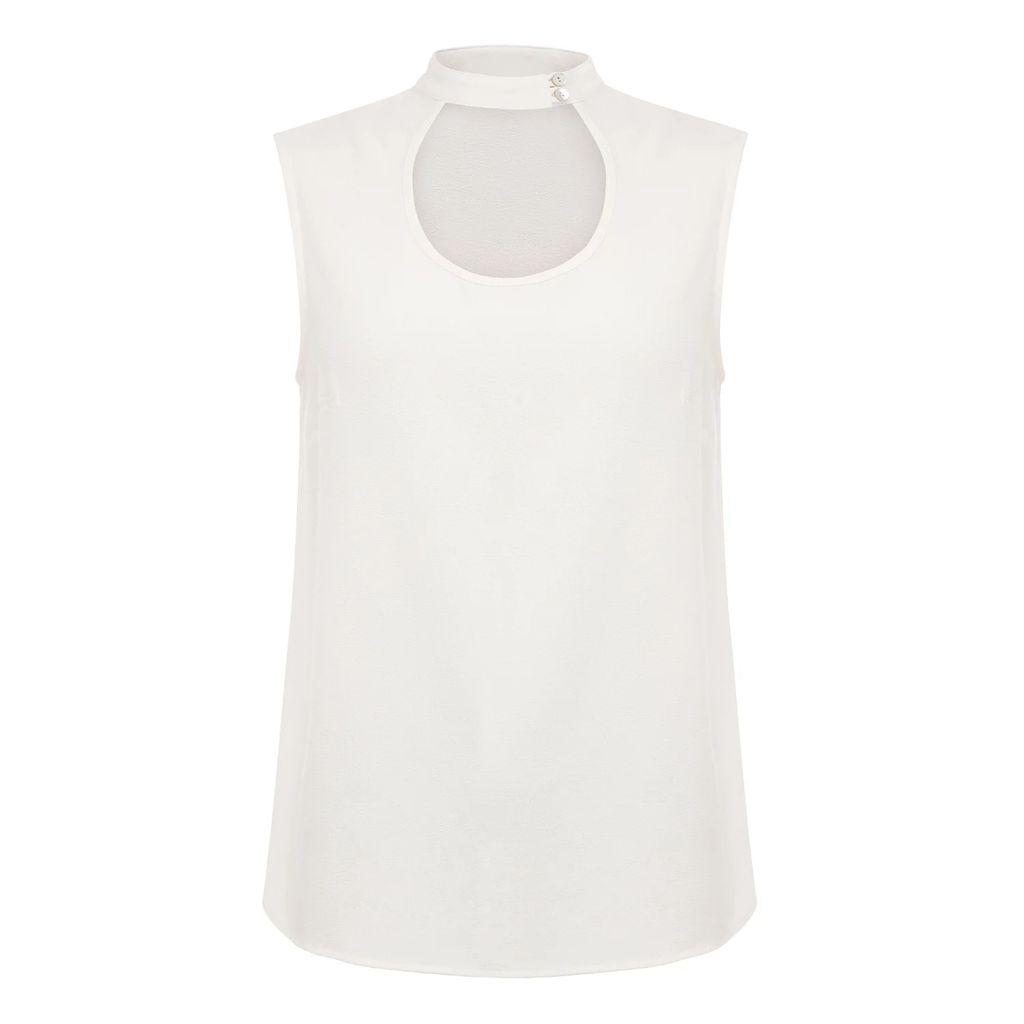 Baukjen - Fleur Skirt In Black Spring Bloom