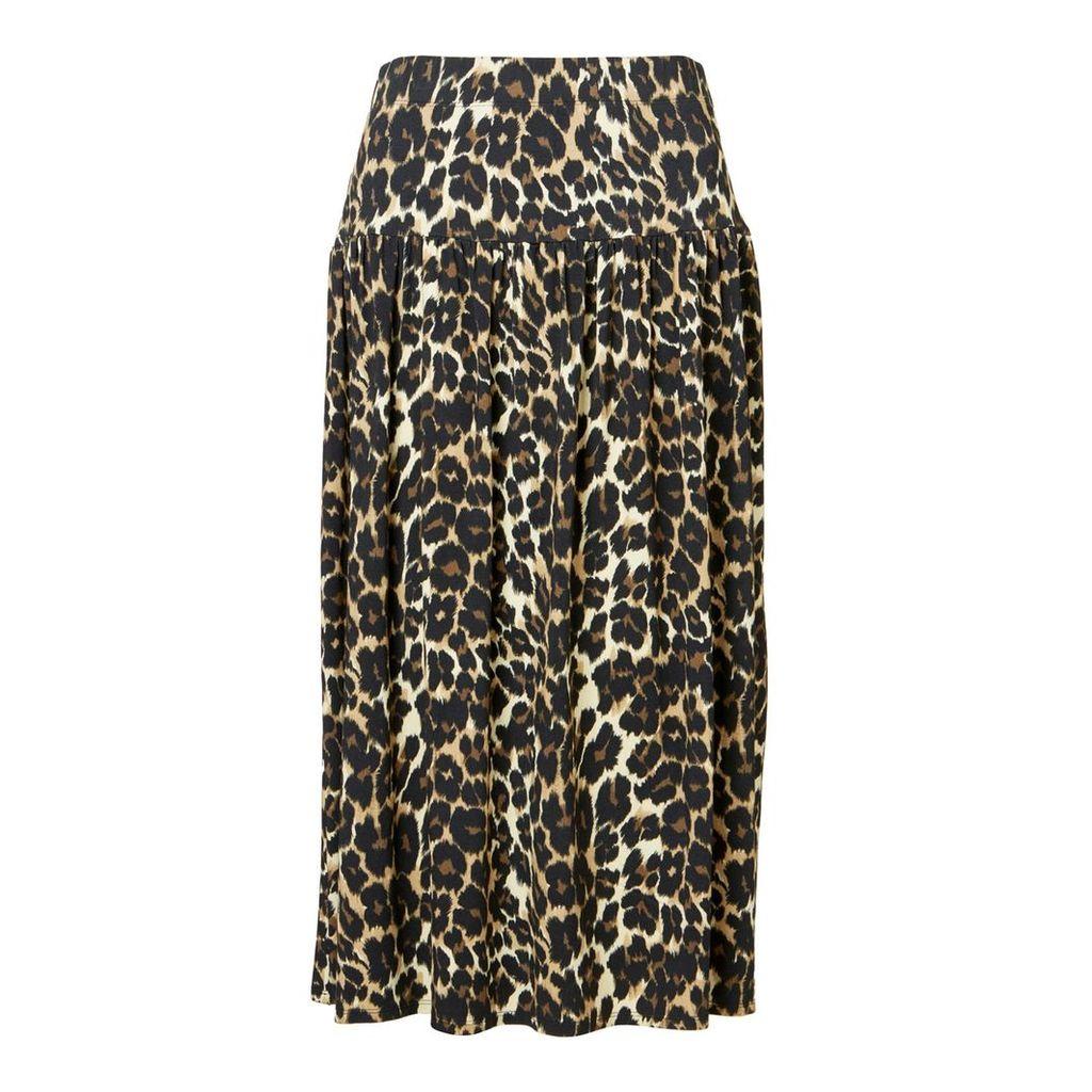 Baukjen - Abigail Skirt In Leopard Print