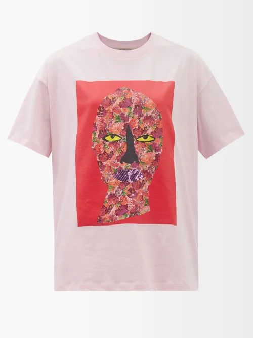 Gucci - Single Breasted Wool Blend Blazer - Womens - Black Multi