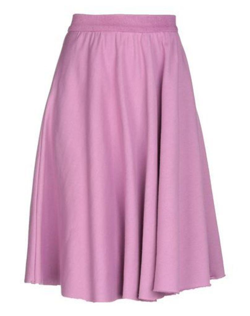 GALLINE REGINE SKIRTS Knee length skirts Women on YOOX.COM