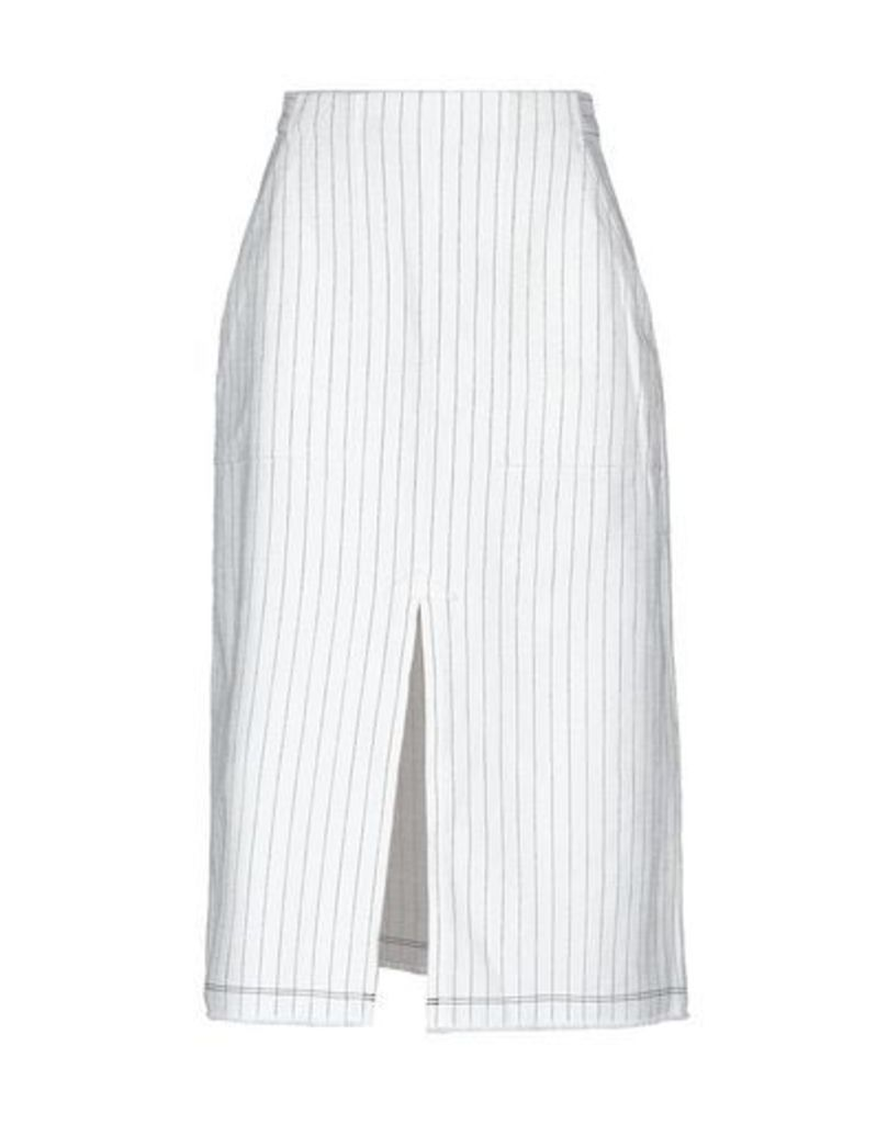 ALEXANDERWANG.T SKIRTS 3/4 length skirts Women on YOOX.COM