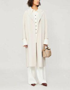Esturia wool coat