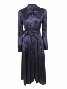 Max Mara Pianoforte Flared Shirt Dress