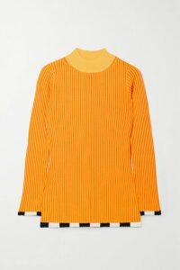 Loewe - Oversized Printed Cotton Sweatshirt Dress - Black