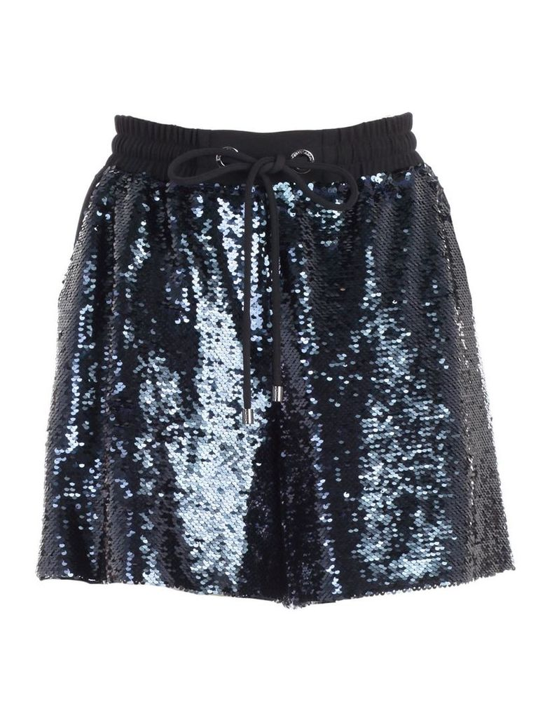 Emporio Armani Sequined Skirt