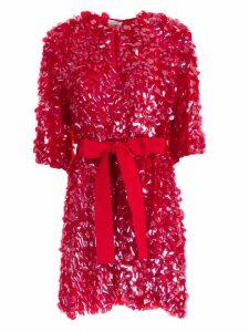 Parosh Belted Dress