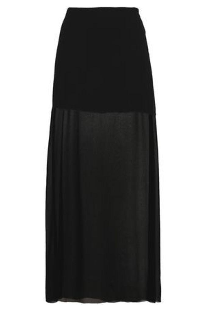 Ann Demeulemeester Woman Maxi Skirt Black Size 40