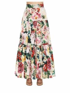 Dolce & Gabbana 'papaveri' Skirt