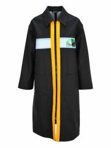 Miu Miu Miu Miu Zipped Trench Coat