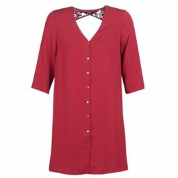 Vero Moda  VMRICKY  women's Dress in Red