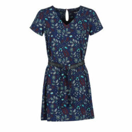 Kaporal  BALDA  women's Dress in Blue