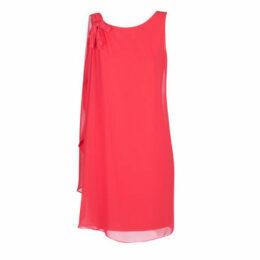 Naf Naf  LAURIE NŒUD LA  women's Dress in Pink