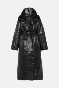 Norma Kamali - Sleeping Bag Oversized Shell Coat - Black