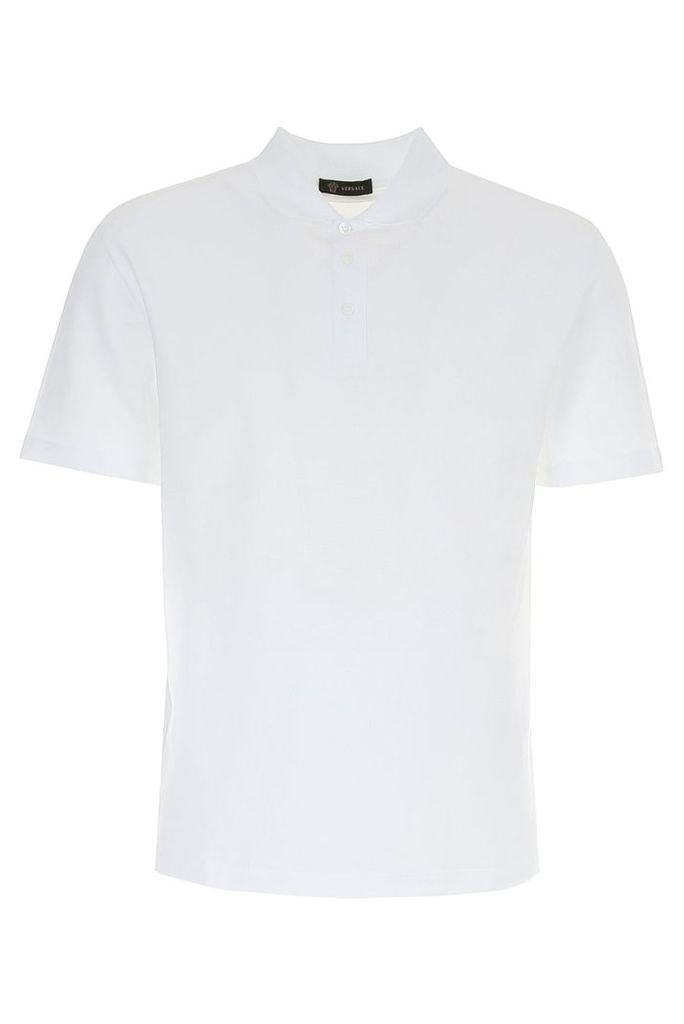 Versace Via Gesù 12 Polo Shirt