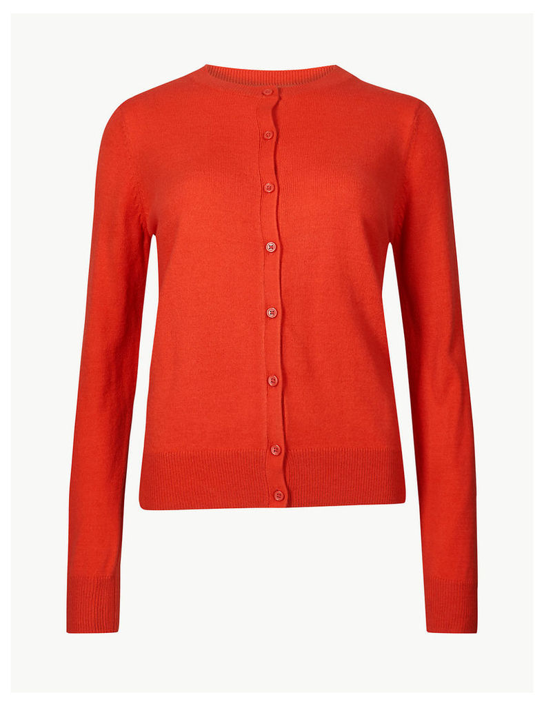 M&S Collection Textured Twinset Cardigan
