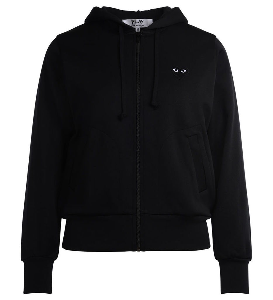 Comme Des Garcons Play Black Fleece With Hearts