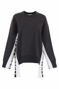 Stella McCartney Sweatshirt With Logo Band