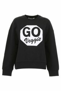 Stella McCartney Go Veggie Sweatshirt
