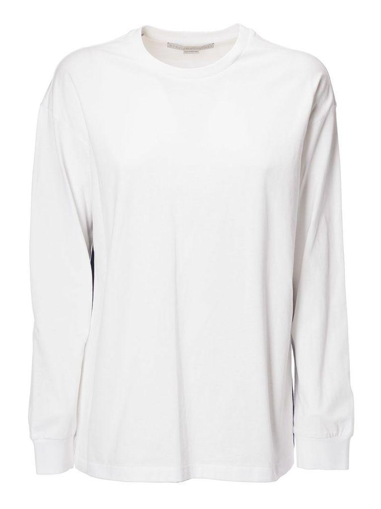 Stella Mccartney Logo Patterned Print Sweatshirt