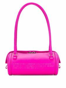 Calvin Klein 205W39nyc Belle tubular bag - Pink