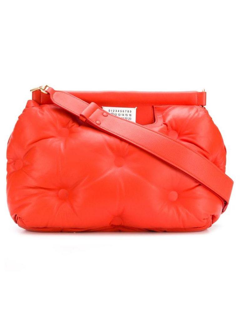 Maison Margiela Boston Glam Slam reflective bag - Orange