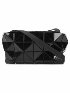 Bao Bao Issey Miyake small Carton shoulder bag - Black
