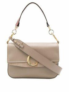 Chloé C Double shoulder bag - Neutrals