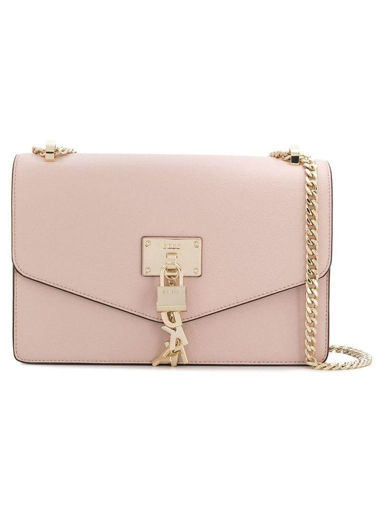 Donna Karan Elissa large shoulder bag - Pink