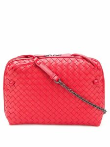 Bottega Veneta Nodini small shoulder bag - Red