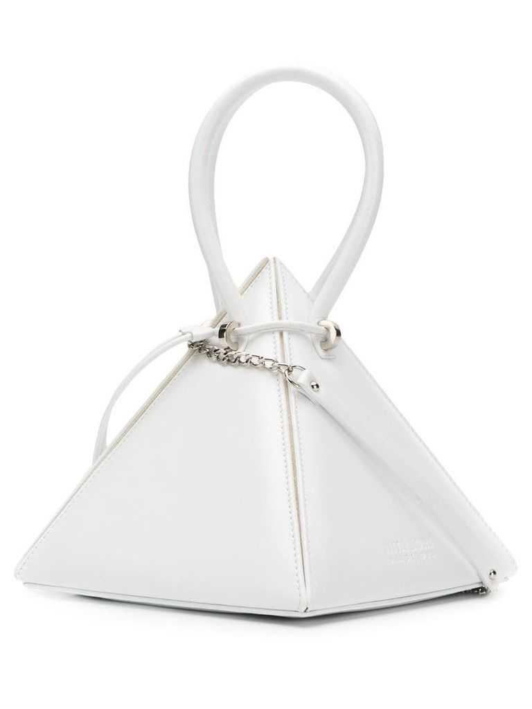Nita Suri Lia shoulder bag - White