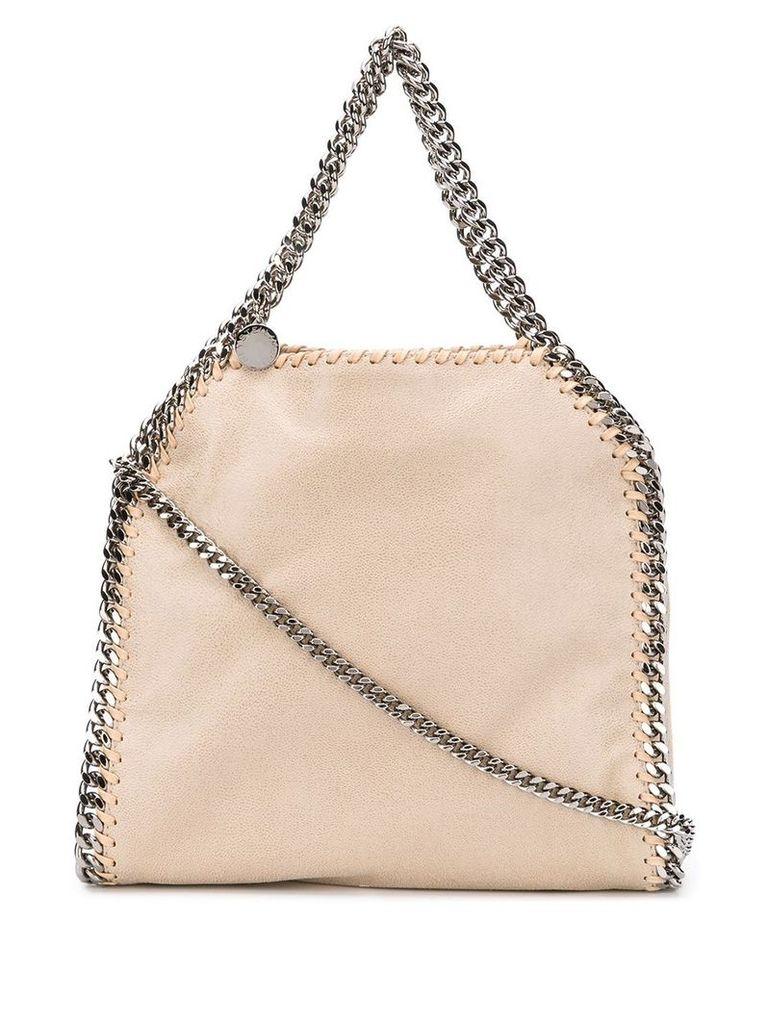 Stella McCartney mini Falabella bag - Neutrals
