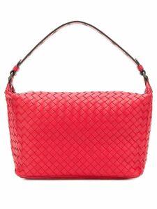 Bottega Veneta small hobo tote bag - Red
